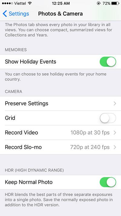 """ios 02 - 9 """"tuyệt chiêu"""" lấy lại dung lượng lưu trữ cho iPhone/iPad (P1)"""