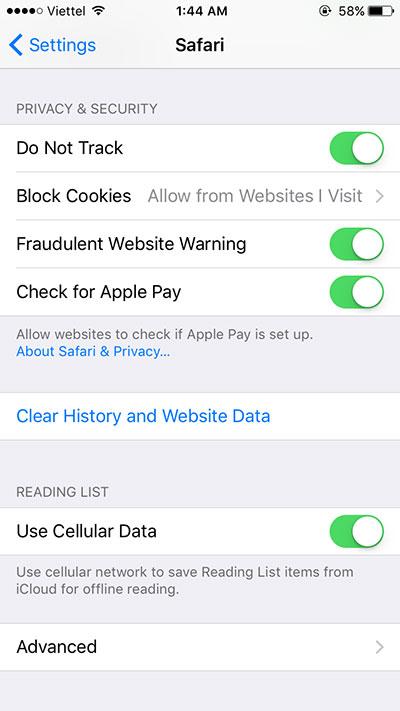 """ios 04 - 9 """"tuyệt chiêu"""" lấy lại dung lượng lưu trữ cho iPhone/iPad (P1)"""