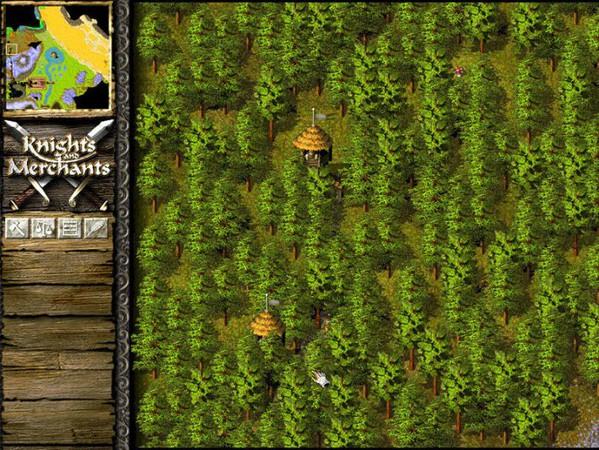 knights and merchants 2 - Game cũ mà hay - Knights & Merchants: The Peasants Rebellion