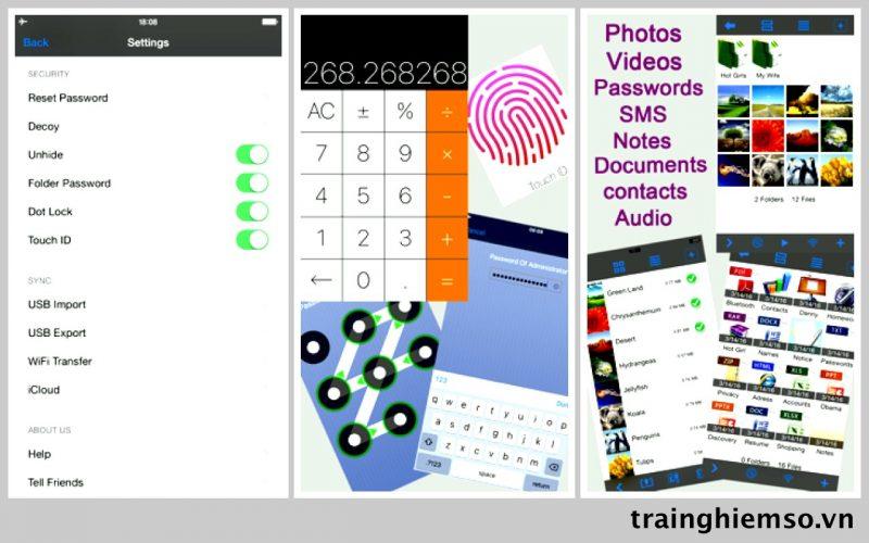 lock photos video safe ios 800x500 - Tổng hợp 31 ứng dụng hay và miễn phí trên iOS ngày 10.4.2017 (phần 2)