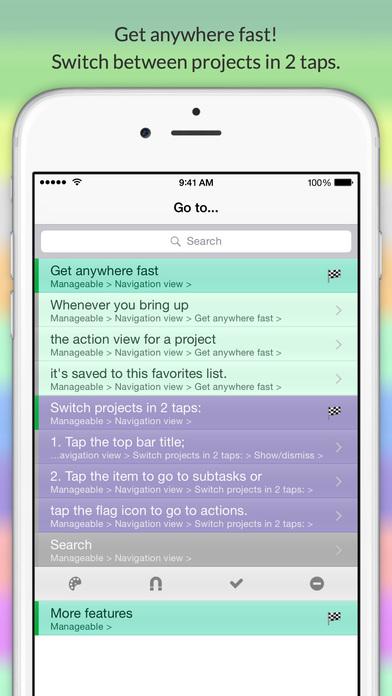 manageable ios - Tổng hợp 32 ứng dụng hay và miễn phí trên iOS ngày 21.4.2017