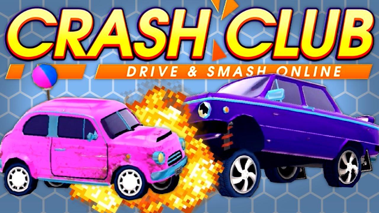 maxresdefault 1 2 - Mời trải nghiệm Crash Club - tìm lại cảm giác chơi game đua xe bắn súng