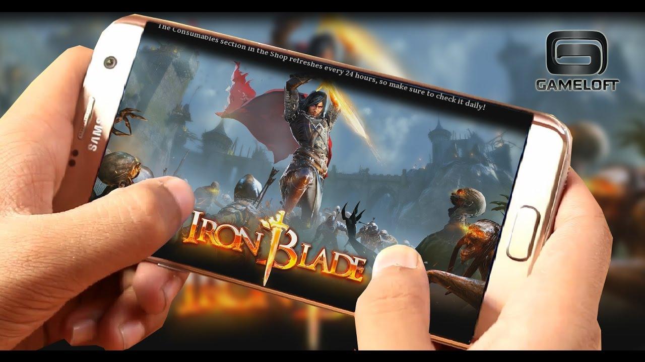maxresdefault 3 2 - Trải nghiệm nhanh Iron Blade - siêu phẩm RPG vừa được Gameloft ra mắt