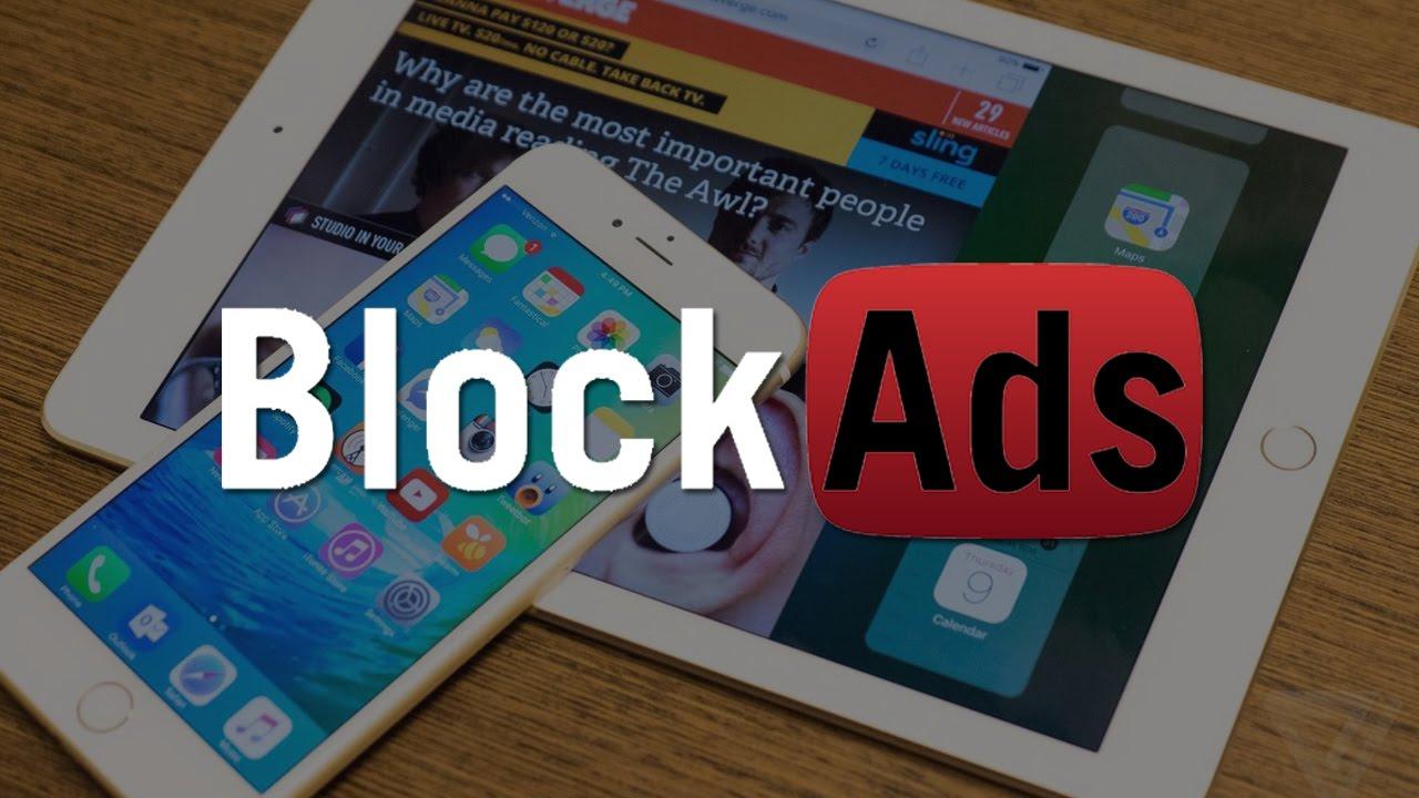chặn quảng cáo hiệu quả trên iPhone