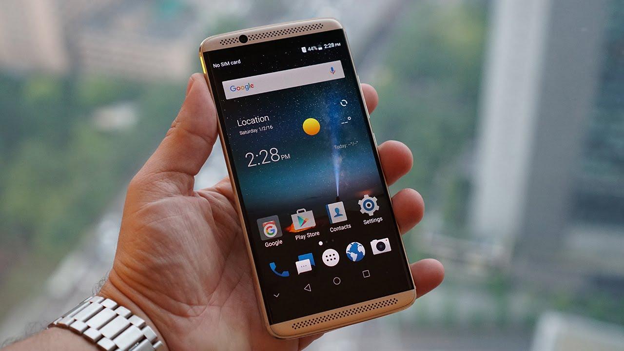 maxresdefault 9 - ZTE Axon 7S ra mắt với Snapdragon 821, RAM 6GB, giá không rẻ.