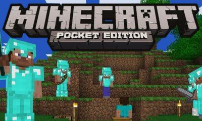 minecraft pocket edition ios 400x240 - Chia sẻ tài khoản tải 22 game và ứng dụng trị giá hơn 130USD