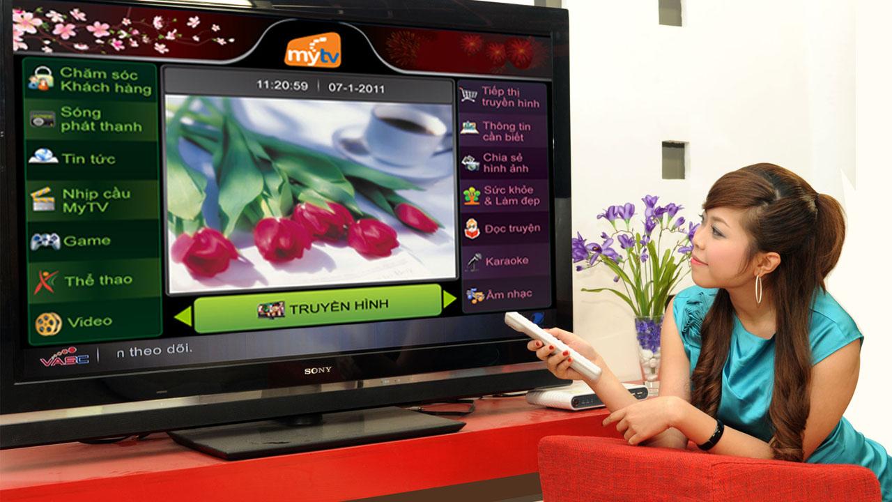 myTV - Gọi 18001166, cơ hội trúng ngay 50.000.000đ