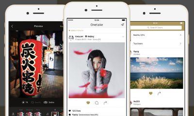 Onetake: Chụp ảnh GIF nghệ thuật trên iOS