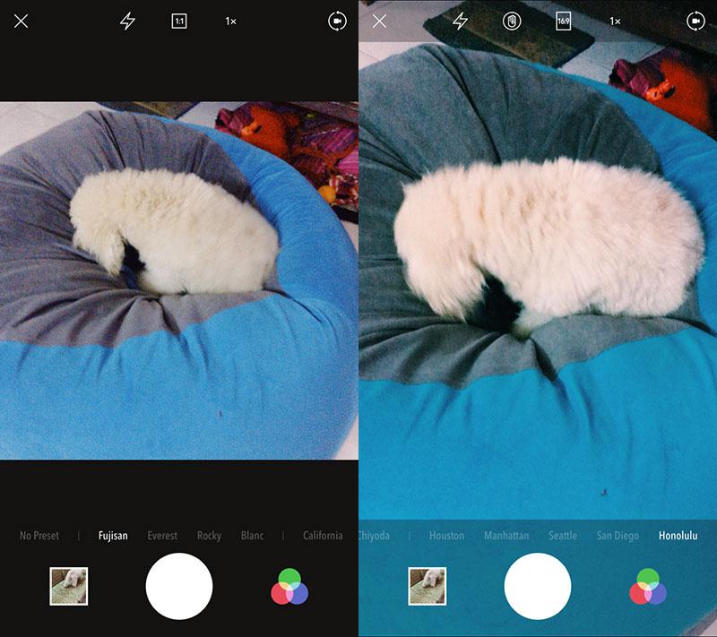 onetake 02 - Onetake: Chụp ảnh GIF nghệ thuật trên iOS