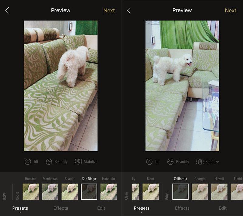 onetake 03 - Onetake: Chụp ảnh GIF nghệ thuật trên iOS