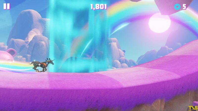robot unicorn attack 3 3 800x450 - Trải nghiệm nhanh game Robot Unicorn Attack 3 đang phát hành giới hạn