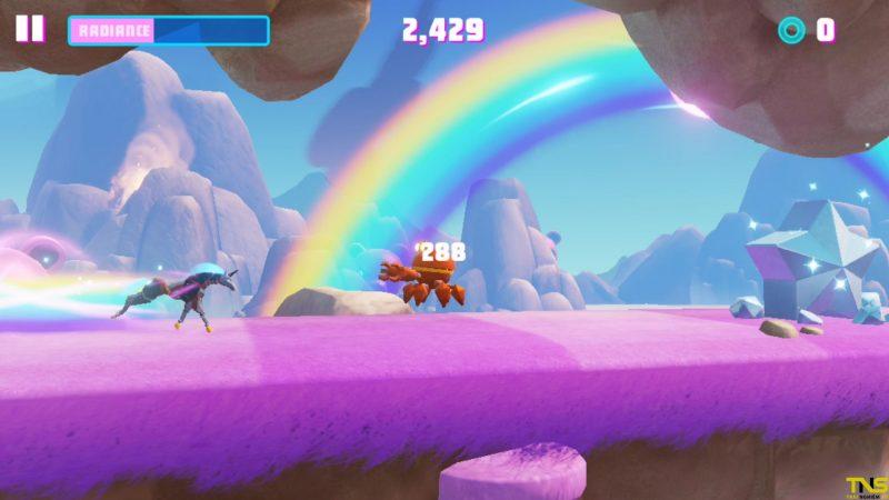 robot unicorn attack 3 5 800x450 - Trải nghiệm nhanh game Robot Unicorn Attack 3 đang phát hành giới hạn