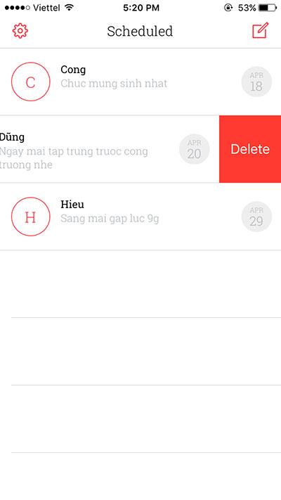 scheduled 01 - Hướng dẫn cách hẹn giờ gửi tin nhắn tự động trên iPhone