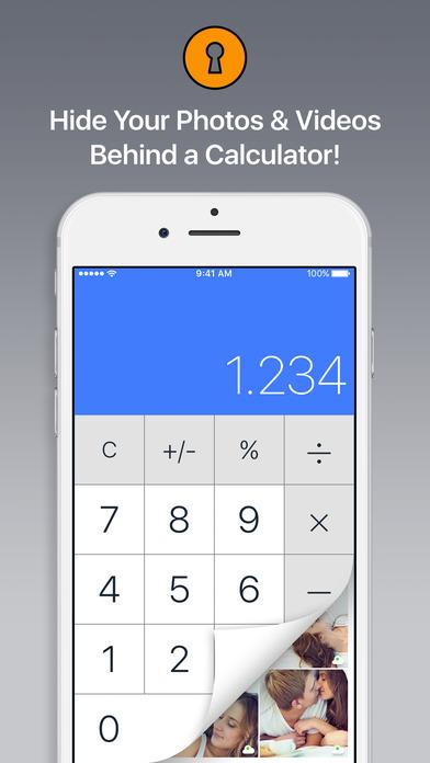 secret calculator ios - Tổng hợp 31 ứng dụng hay và miễn phí trên iOS ngày 17.4.2017 (phần 2)