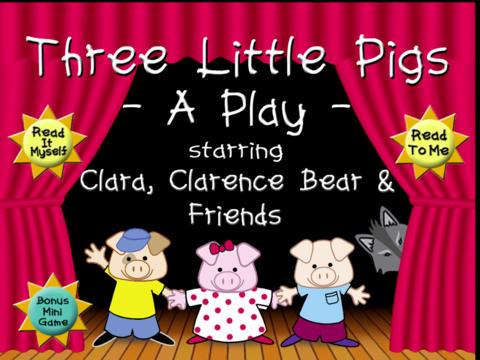 three little pig ios - Tổng hợp 18 ứng dụng hay và miễn phí trên iOS ngày 1.4.2017