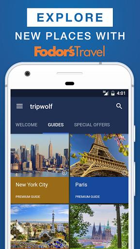 tripwolf for android - Tổng hợp 5 ứng dụng hay và miễn phí trên Android ngày 05.4.2017