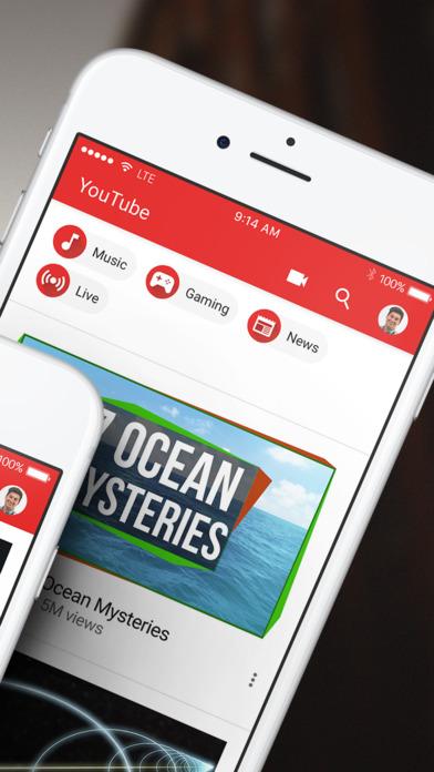 youtube ios - Tổng hợp 18 ứng dụng hay và miễn phí trên iOS ngày 1.4.2017