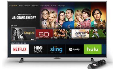 Amazon Fire TV Edition Element 400x240 - Amazon Fire TV Edition: Tivi thông minh thế hệ mới