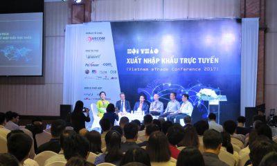 Các đại biểu chia sẻ về hiện trạng và xu thế phát triển xuất nhập khẩu t... 400x240 - Nâng cao năng lực cạnh tranh cho doanh nghiệp Việt trong hoạt động xuất nhập khẩu
