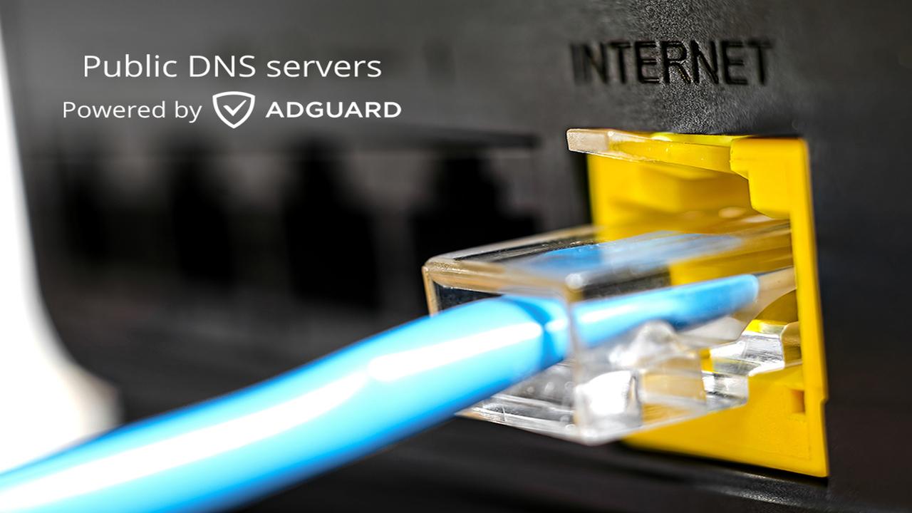 adguard dns - Adguard DNS: Chặn quảng cáo, tăng tốc internet khi lướt web