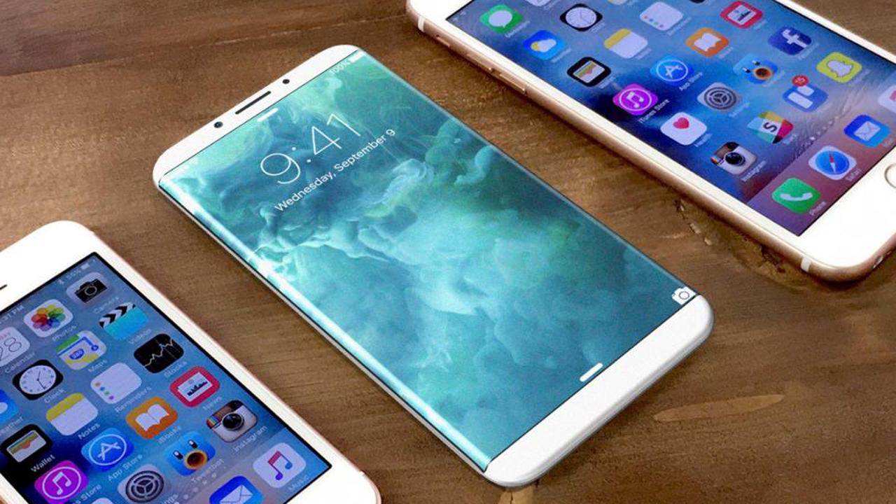 """iPhone 8 1 - iPhone 8 sẽ có giá cao kỷ lục trong họ """"nhà Táo"""""""