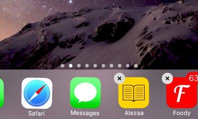 infinidock featured 400x240 - Cách đưa không giới hạn biểu tượng lên thanh dock iOS 10 đã jailbreak
