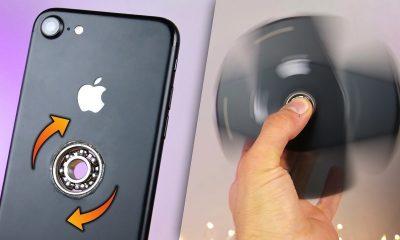 iphone fidget spinner featured 400x240 - Biến iPhone 7 thành Fidget Spinner