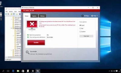 maxresdefault 2 400x240 - Cập nhật ngay bản vá lỗ hổng bảo mật nghiêm trọng trên Windows Defender