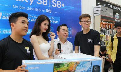 mua galaxy s8 400x240 - FPT Shop: Hơn 15.000 đơn hàng đặt mua trước Galaxy S8/ S8 Plus