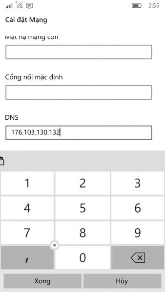 wp ss 20170521 0001 338x600 - Adguard DNS: Chặn quảng cáo, tăng tốc internet khi lướt web