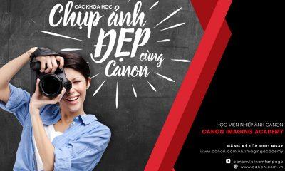 CIA Poster 400x240 - Canon ra mắt chương trình Học viện nhiếp ảnh Canon Imaging Academy