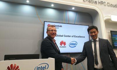 Huawei 1 400x240 - Huawei thành lập Trung tâm Xuất sắc Điện toán Hiệu năng cao Toàn cầu