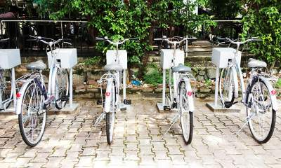 IMG 0931 400x240 - QTSC triển khai hệ thống xe đạp công cộng nội khu