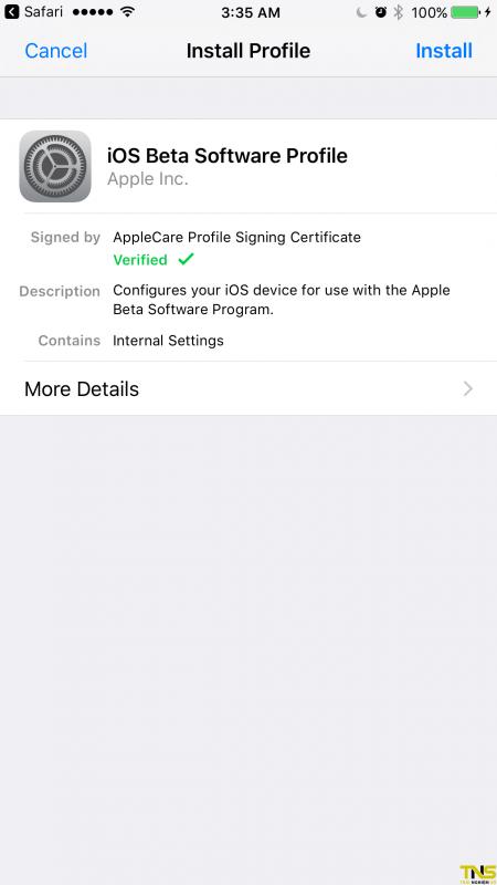 IMG 2053 450x800 - Cách cài iOS 11 beta để trải nghiệm