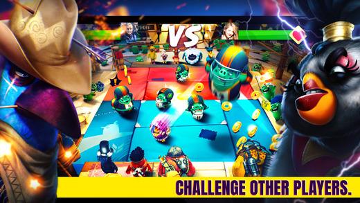 angry birds 1 - Angry Birds Evolution đã được phát hành cho iOS và Android,mời bạn tải về