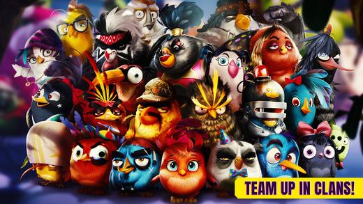 angry birds 2 - Angry Birds Evolution đã được phát hành cho iOS và Android,mời bạn tải về
