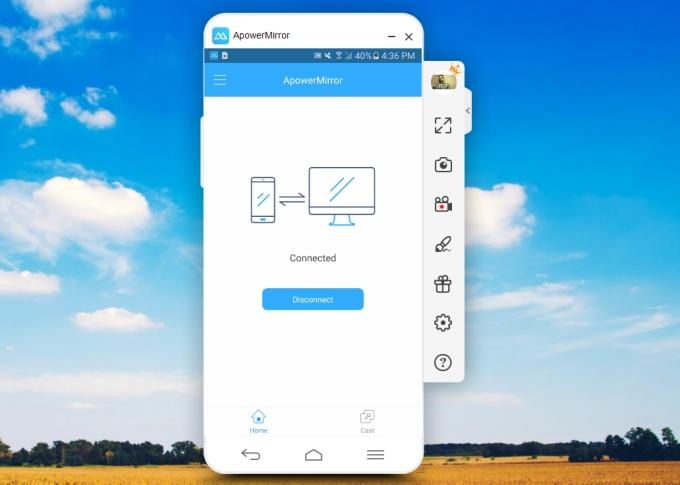 apowermirror 2 - Mời bạn tải về ứng dụng quay màn hình iOS và Android trị giá 69,95USD