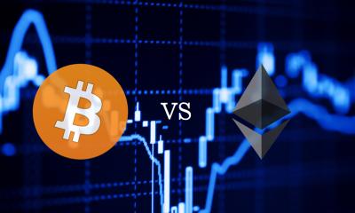 bitcoin vs ethereum 400x240 - Ethereum là gì?