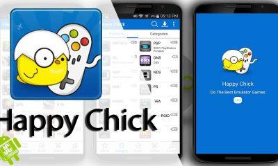 happy chick 400x240 - Cách chơi game giả lập trên Android hỗ trợ 15 hệ máy cổ điển
