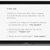 iA Writer 100x100 - Hướng dẫn soạn thảo văn bản đơn giản và nhanh trên Android