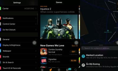 ios 11 dark mode featured 400x240 - Cách bật chế độ Dark Mode mới trên iOS 11