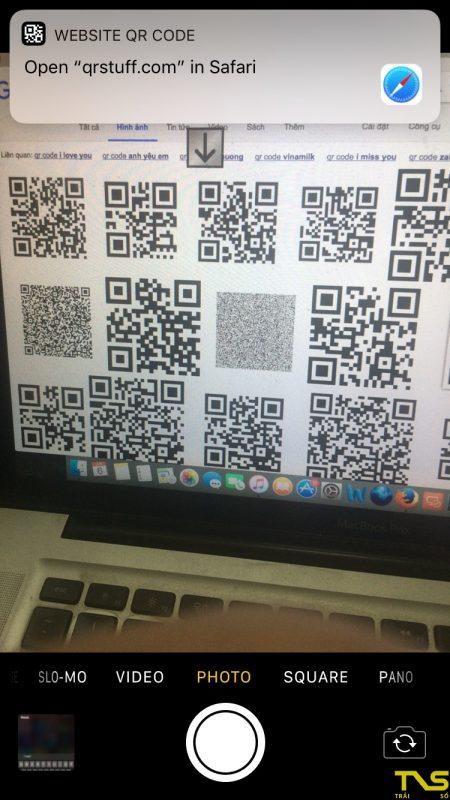 ios 11 qr code scan 450x800 - Tổng hợp 13 thủ thuật mới nhất và hay nhất trên iOS 11