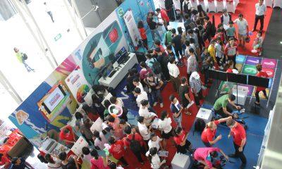 khai truong 400x240 - AEG Việt Nam khai trương trung tâm Anh ngữ dạy theo phương pháp STEAM tại quận 7