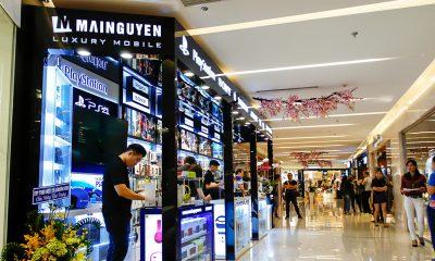 mai nguyen saigon centre khai truong le valentine 02 400x240 - Cẩn trọng với thủ đoạn dùng thẻ tín dụng giả thanh toán khi mua hàng