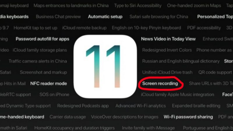 quay man hinh ios 11 featured 800x450 - Tổng hợp 13 thủ thuật mới nhất và hay nhất trên iOS 11