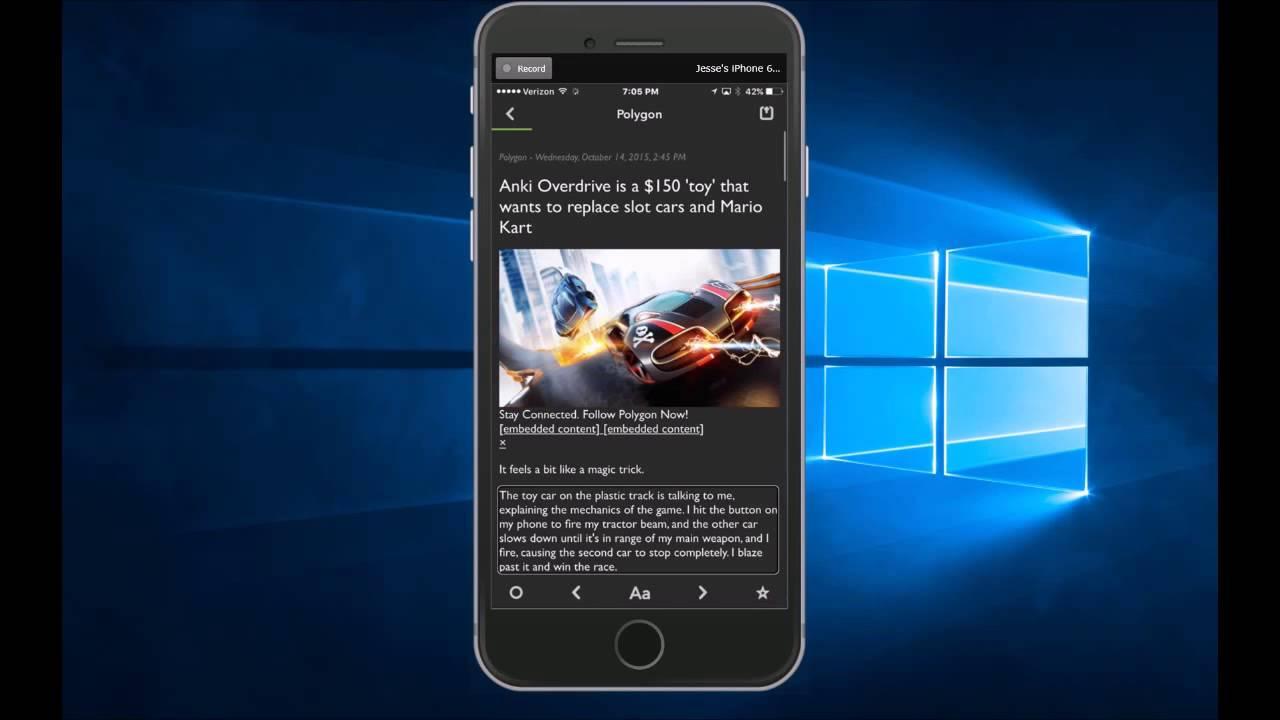 rss cho windows 10 - Các ứng dụng đọc tin tức RSS trên Windows 10