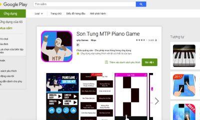 son tung game featured 400x240 - Sơn Tùng MTP cũng có game, miễn phí tải về
