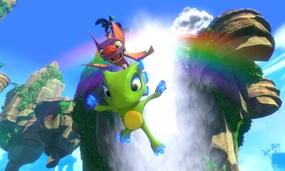 Yooka-Laylee game review