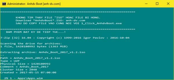 2017 07 25 13 39 46 600x276 - Tạo USB Boot đa năng chứa HirenBoot, Windows 10/8/7/XP cực nhanh
