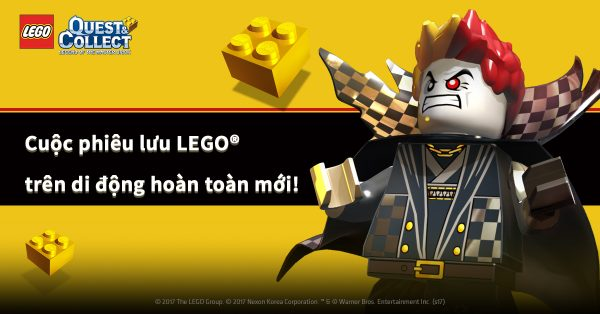 """A4 600x314 - Nexon ra mắt game mobile """"LEGO Quest & Collect"""""""